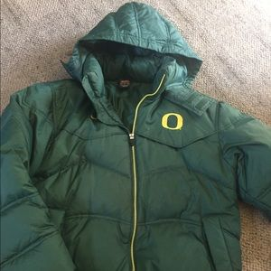Nike Oregon Ducks Jacket